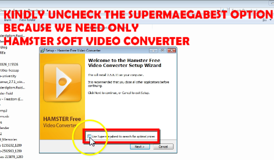 uncheck-supermegabest-option