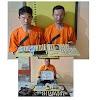 Giring Tiga Tersangka Ke Penjara, Polsek Peranap Ungkap Peredaran Ganja