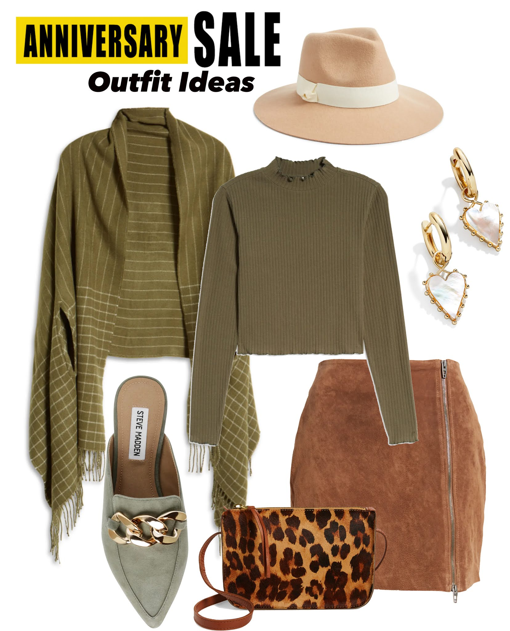 Nordstrom Anniversary Sale Outfits: Fall Outfit Inspo - Something Delightful Blog #NordstromAnniversarySale #NSale21 #NSale #FallOutfits #FallOutfitInspo