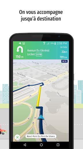 Mappy u2013 Plan, Comparateur du2019itinu00e9raires, GPS  screenshots 6