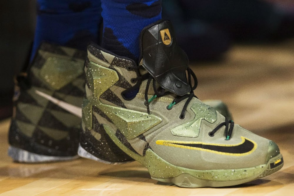 Lebron James Shoes Playoffs