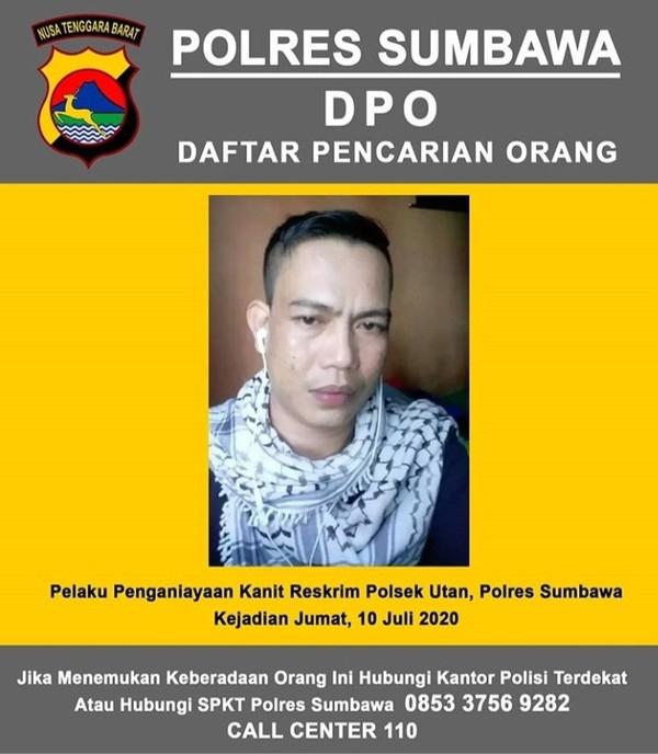 Lawan Polisi Saat Ditangkap, Pembunuh Kasat Reskrim Ipda Uji Ditembak.