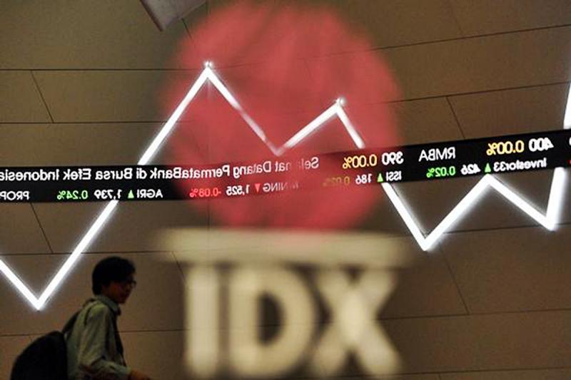 Indeks Bursa Turun Akibat Virus Corona dan Jiwasraya