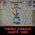 TORNEO CARMAUX CADETE 2009