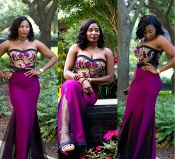 kitenge Dress Designs For Girls 2017