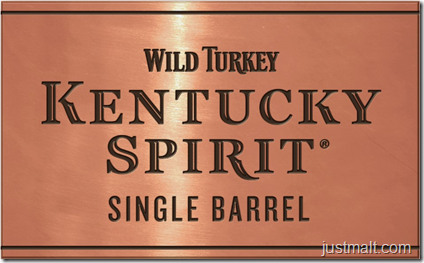 Wild Turkey Kentucky Spirit Single Barrel