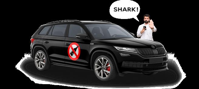 Услуги SHARK Taxi о которых вы не знали - Картинка 3