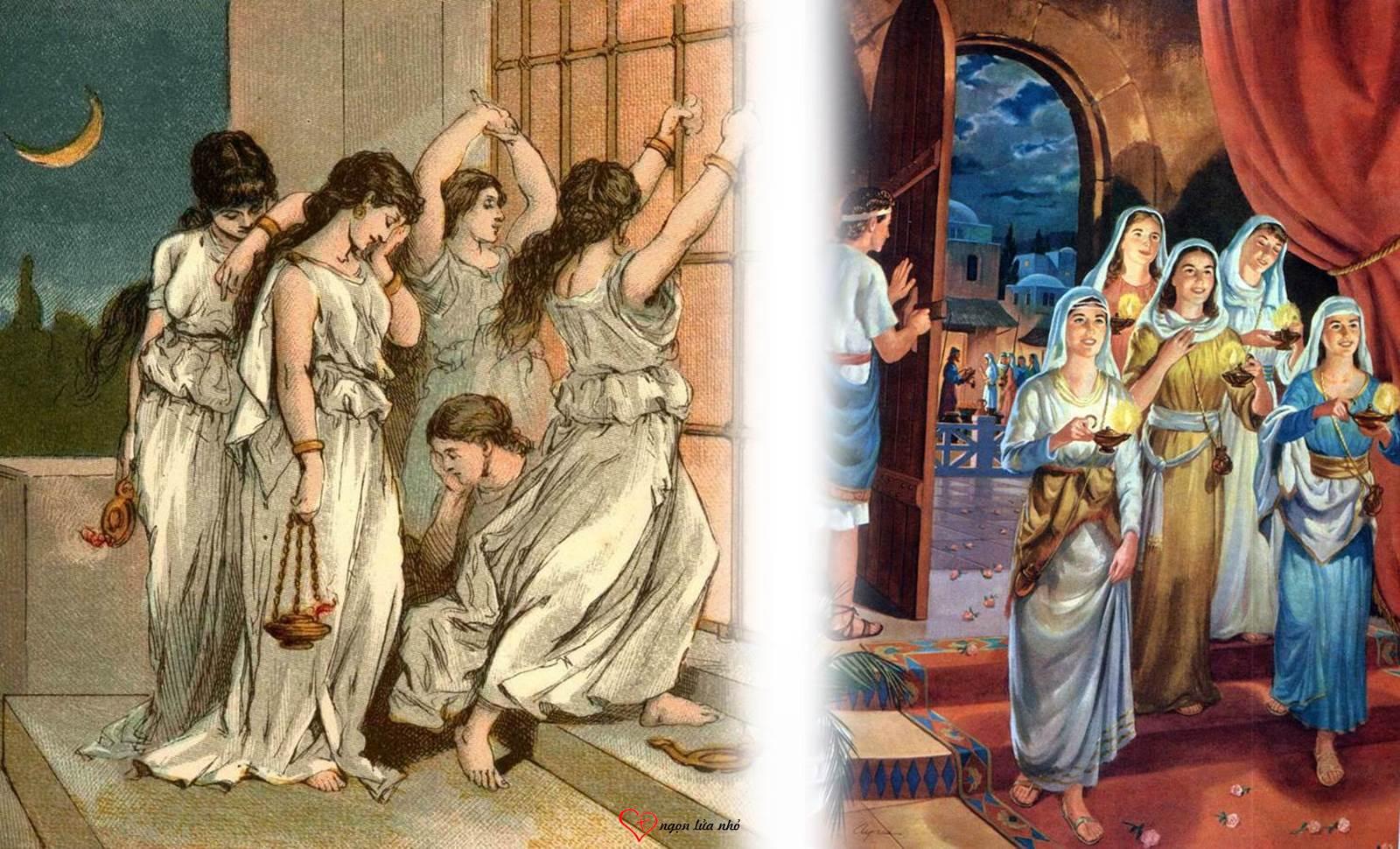 Vừa mang đèn, vừa mang dầu (28.8.2020 – Thứ Sáu Tuần 21 TN - Lễ Nhớ Thánh Augustinô)
