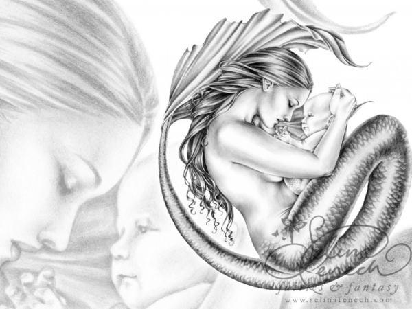 Child Of Mermaid, Undines
