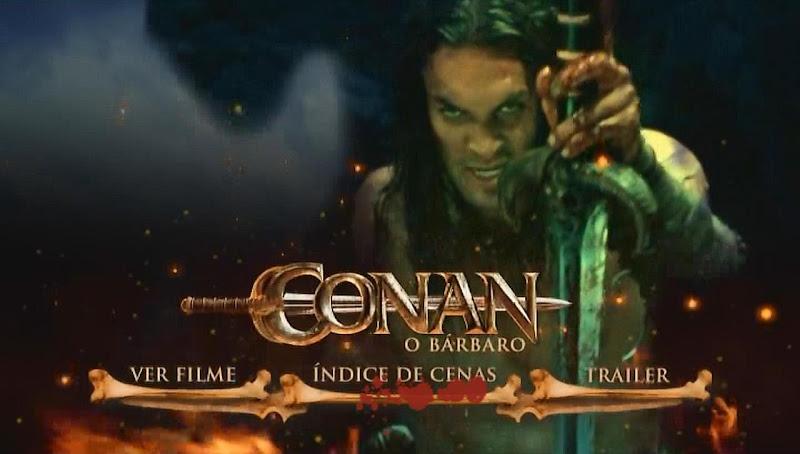 Conan: O Bábaro DVD R Autorado