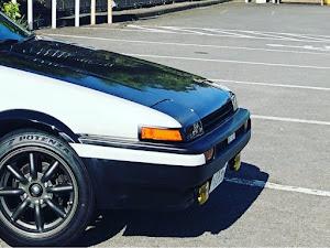 スプリンタートレノ AE86 AE86 GT-APEX 58年式のカスタム事例画像 lemoned_ae86さんの2020年05月05日13:52の投稿