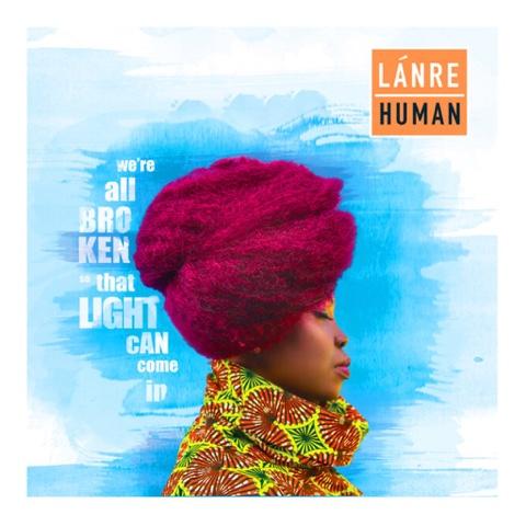 """LÁNRE - """"HUMAN"""""""