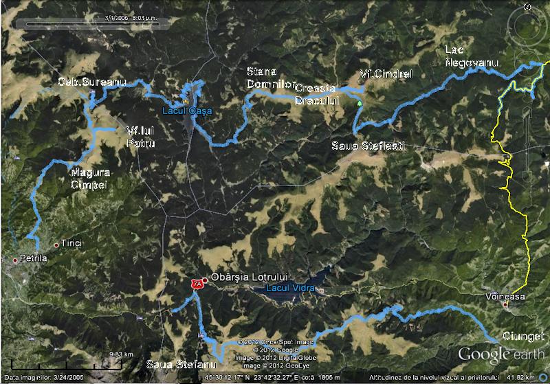 Harta turei