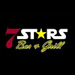 Logo for 7 Stars Bar & Grill