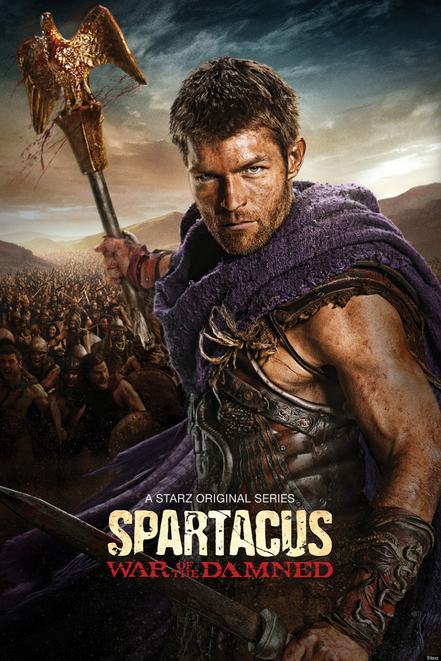 Spartacus: Cuộc Chiến Nô Lệ - Spartacus: War Of The Damned (2013)
