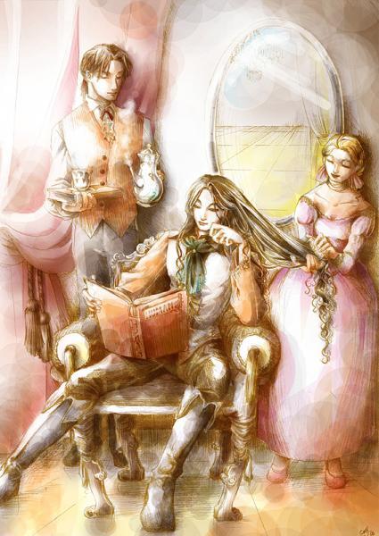 Vampire His 2 New Servants By Dbebek, Vampire Girls 1