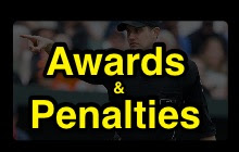 Awards and Penalties