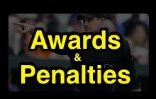 Awards and Penalties