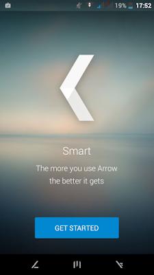 Nyobain Arrow Launcher buatan Microsoft yang Ringan nan Futuristik