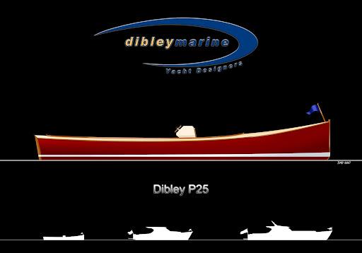 Dibley 25 Picnic Boat