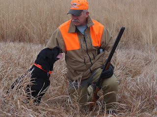 South Dakota Bird Hunting Nov. 2012