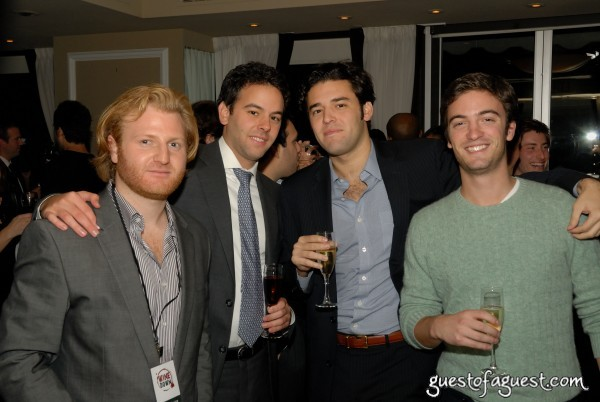 Andrew Levine Mackey Sasser Daniel Kaplan Eric Atlas, Andrew Levine