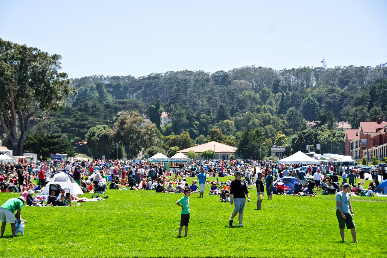 Picnic at the Presidio