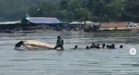 Pasca Wisata Maut, Waduk Kedung Ombo Boyolali Ditutup