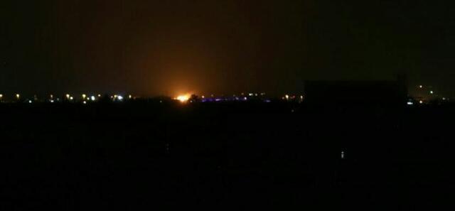 الجيش السوري يمطر الكيان الصهيوني بالصواريخ