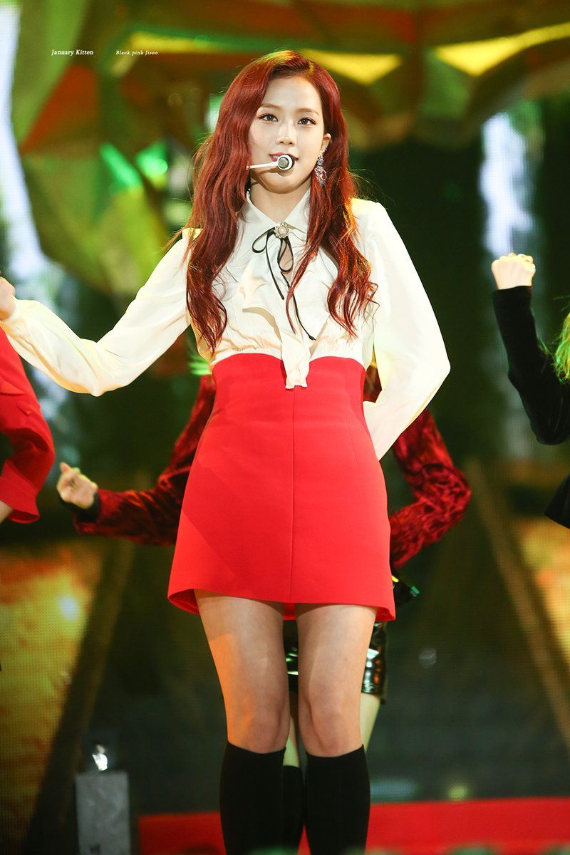 jisoo melon music awards