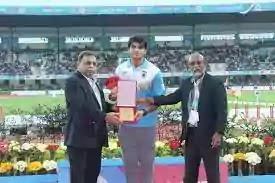 Full Neeraj Chopra jevelin thrower india bio (height, age, family and education)