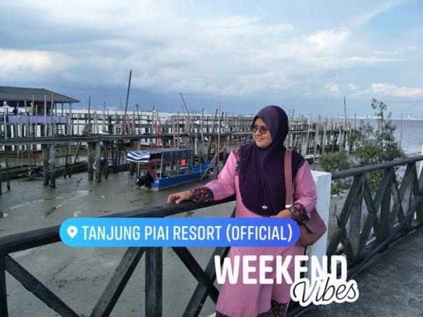 Pertama Kali Sampai Ke Tanjung Piai Penghujung Benua Asia