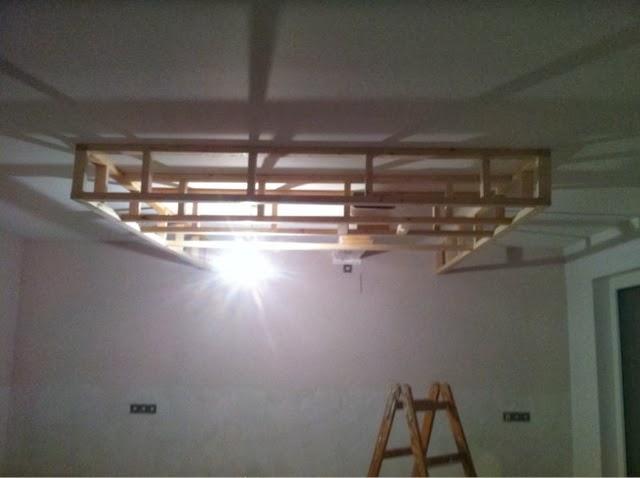Wir bauen unser Häuschen mit Heinz-von-Heiden!: Decke abgehängt