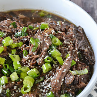 Crock Pot Shredded Beef Recipes