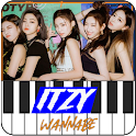 Piano Itzy Wannabe Games icon