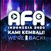 panggung pesta para cosplayer,AFA Indonesia hadir kembali tahun ini