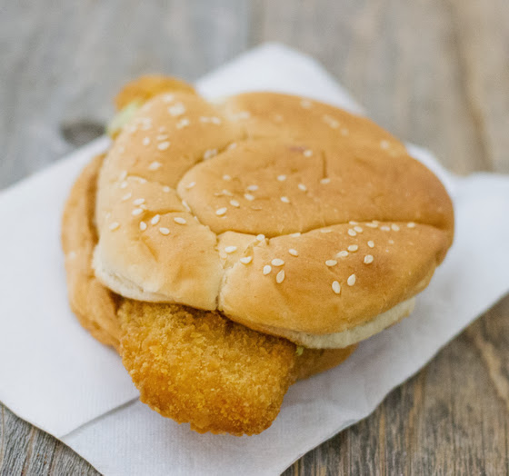 Fast Food Fish Sandwiches Round-Up and a Giveaway