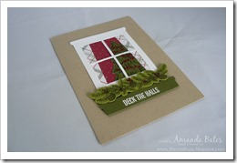 Peaceful Pines Hearth & Home Card by Amanda Bates at The Craft Spa 024 (5)
