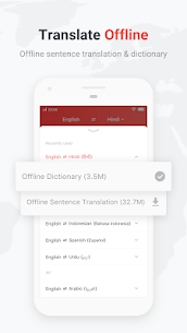 U-Dictionary: Oxford Dictionary Free Now Translate v4.5.1 [AD FREE] 5