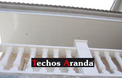 Oferta Montaje Techos Aluminio Madrid