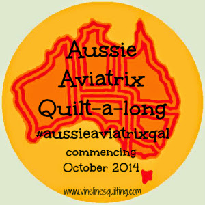 Aussie Aviatrix Quilt Along