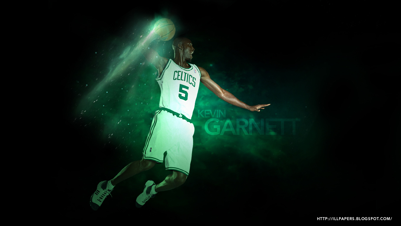Boston Celtics - Kevin Garnett Wallpaper