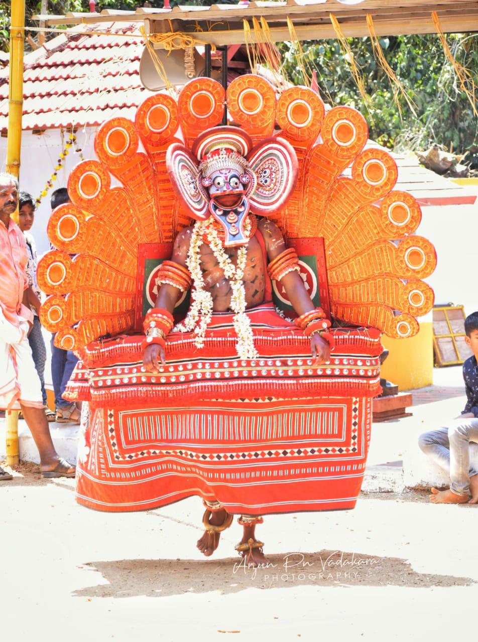 Theyyam Photos - Shasthappan Theyyam