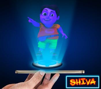 Download Hologram shiva 3D Joke For PC Windows and Mac APK