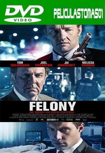 El rastro del delito (2013) DVDRip