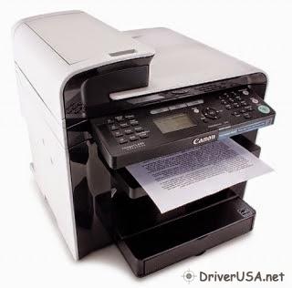 download Canon imageCLASS MF4570dn printer's driver