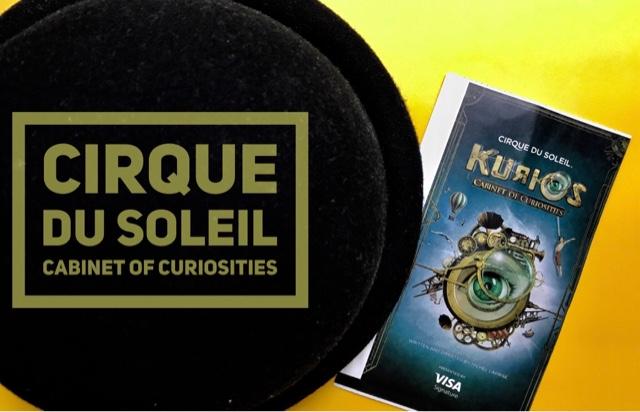 Cirque du Soleil returns with Kurios- Cabinet of Curiosities