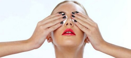 температурная стимуляция глаз