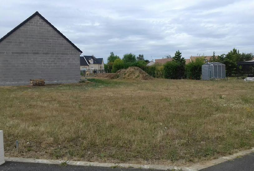 Vente Terrain à bâtir - 604m² à Thorigné-sur-Dué (72160)
