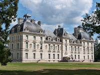 chambre hote chateau cheverny loire